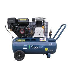 Tooline AC24/50 Petrol Compressor