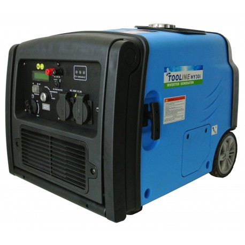 Tooline HY30i 3.2kW Petrol Inverter Generator