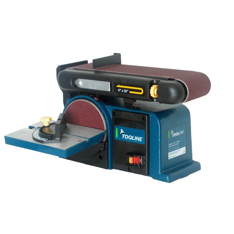 Tooline 375W Belt-Disc Sander