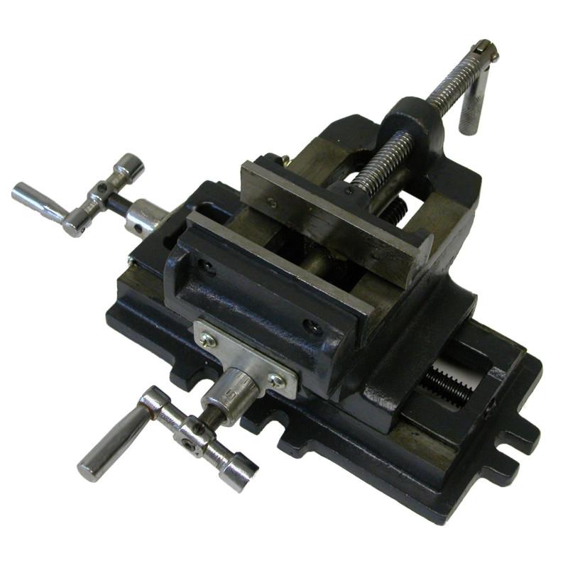 Tooline 150mm Cross Slide Vice