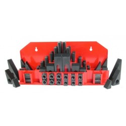 Tooline 58 Piece M14 Steel Clamping Kit