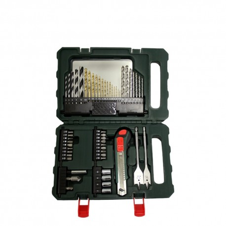 Metabo 55 Piece Bit Set