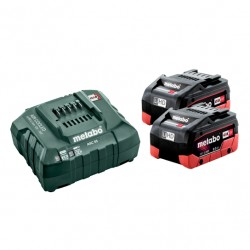Metabo 8.0Ah Starter Kit