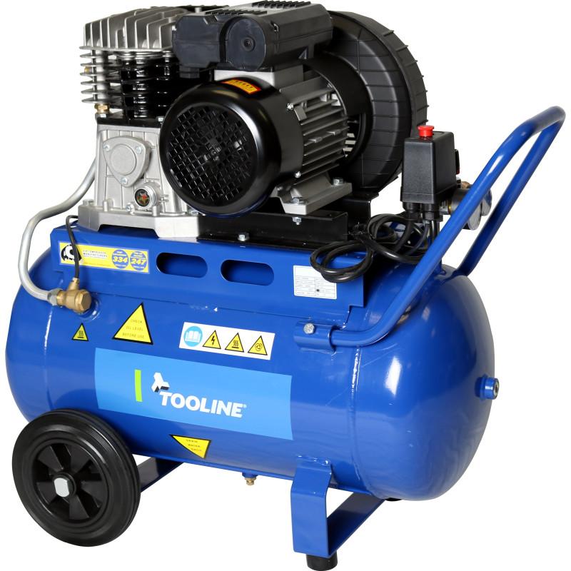 Tooline CCS50/360 50L Belt Drive Compressor