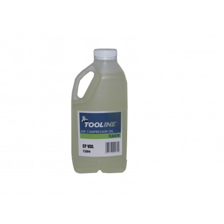 Tooline 1 litre Compressor Oil