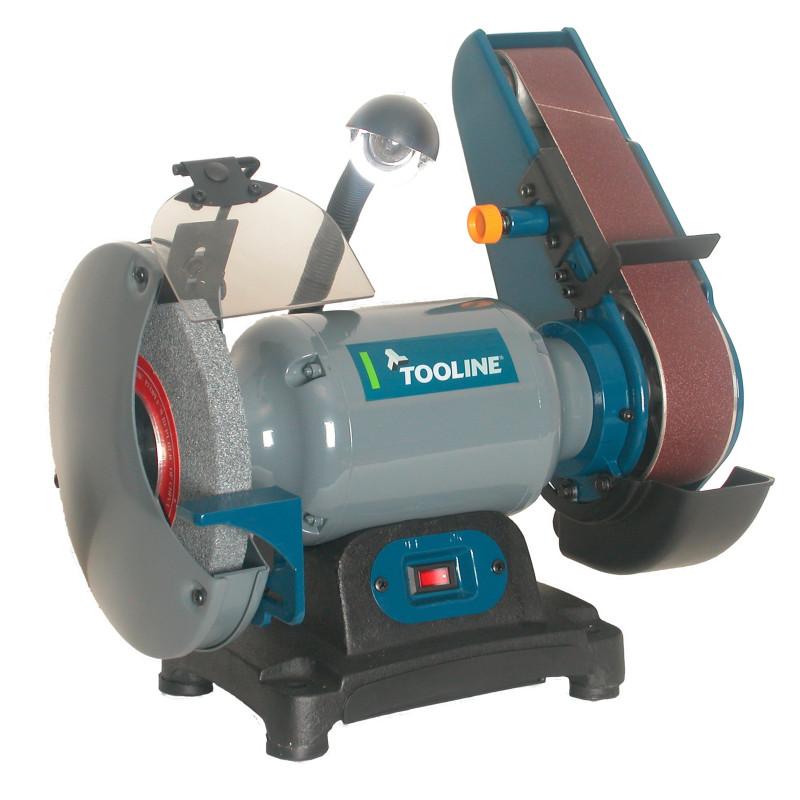 Tooline BGS200 Grinder/ Sander
