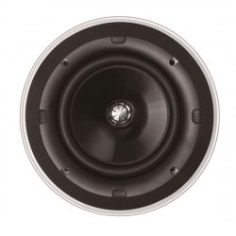 "KEF Ultra Thin Bezel 8"" Round In-Ceiling Speaker"