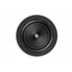 "KEF Ultra Thin Bezel 8"" Round In-Ceiling Speaker"