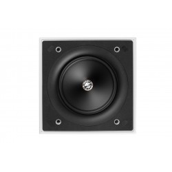 "KEF Ultra Thin Bezel 6.5"" Square In-Wall Speaker"