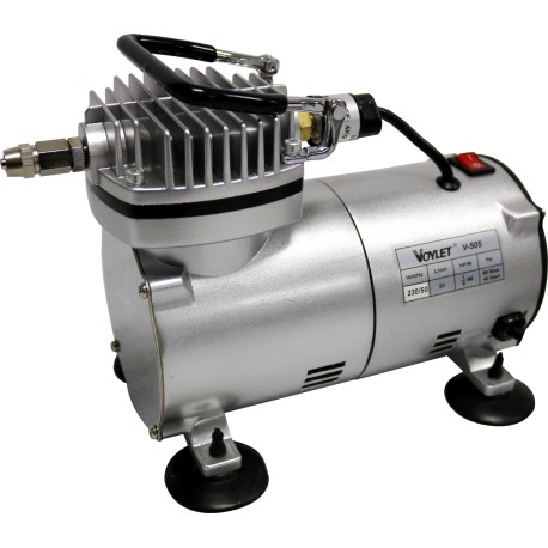 Voylet V-505 Oilless Compressor