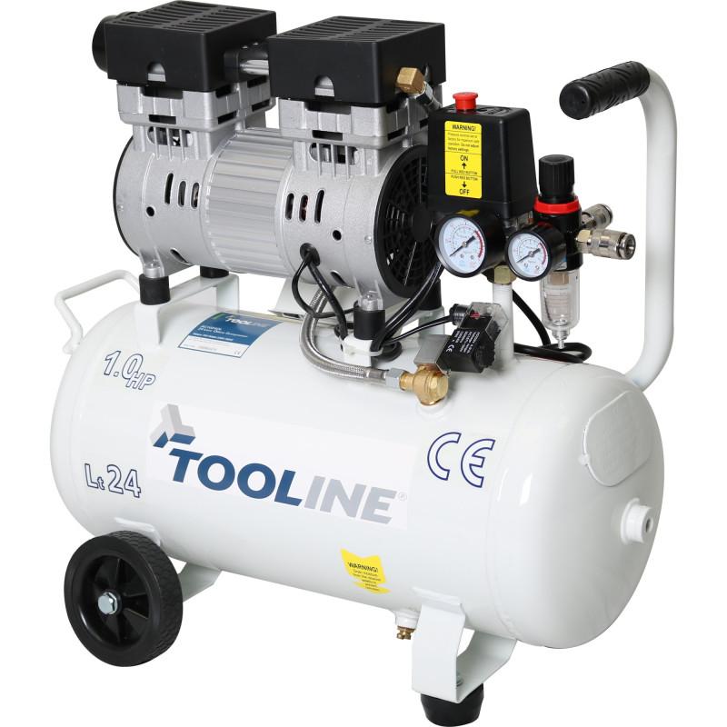 Tooline AC1024OL Oilless Compressor