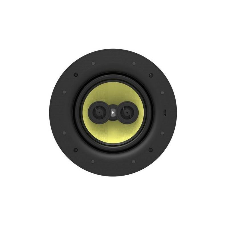 LUMI AUDIO 6.5' 3-Way Stereo Frameless Ceiling Speaker