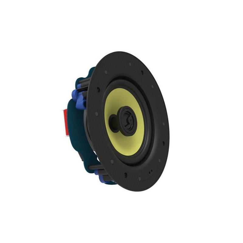 LUMI AUDIO 8' 2-Way Frameless Ceiling Speaker. RMS 80W