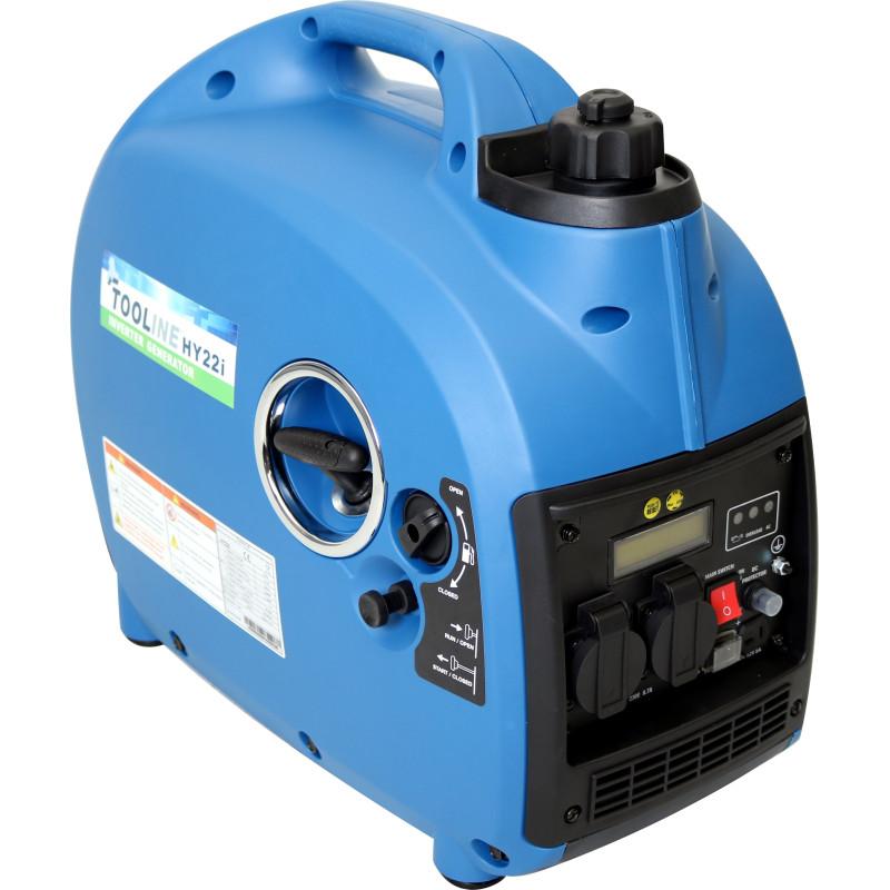 Tooline  HY20i 2kW Petrol Inverter Generator
