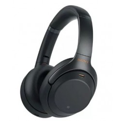 Sony WH1000XM4B Wireless Noise Cancelling Overhead Headphones Black