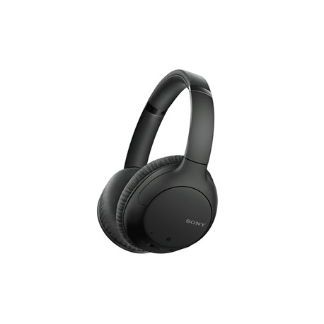 Sony WH-CH710N Overhead Bluetooth Noise Cancelling Headphones Black