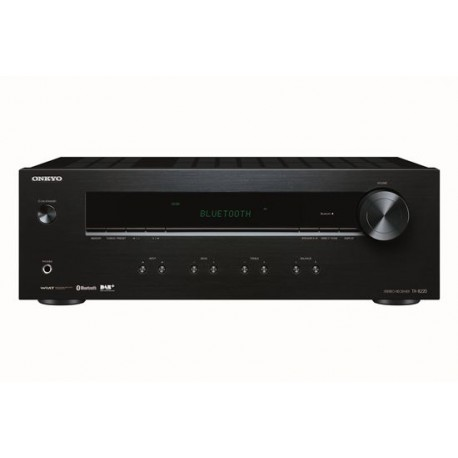 ONKYO 2 Channel Stereo Receiver. 100W/Ch, Bluetooth Streaming