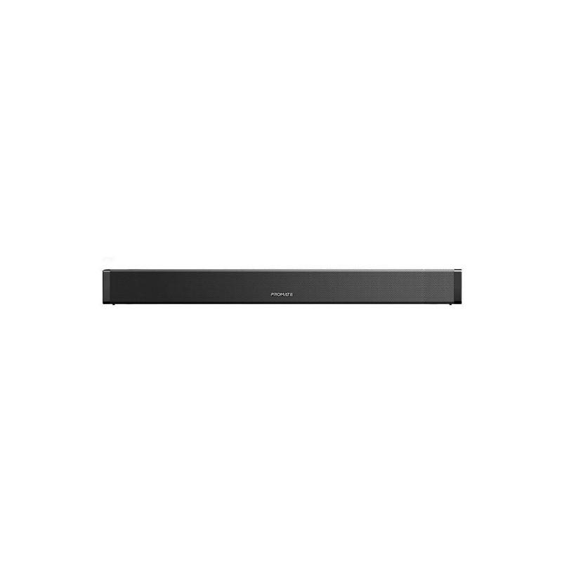 PROMATE Wireless 60W Bluetooth SoundBar. USB/AUX/Optical/HDMI