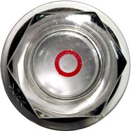 Oil Sight Glass for Tooline AC2024/40, 2550 Compressor