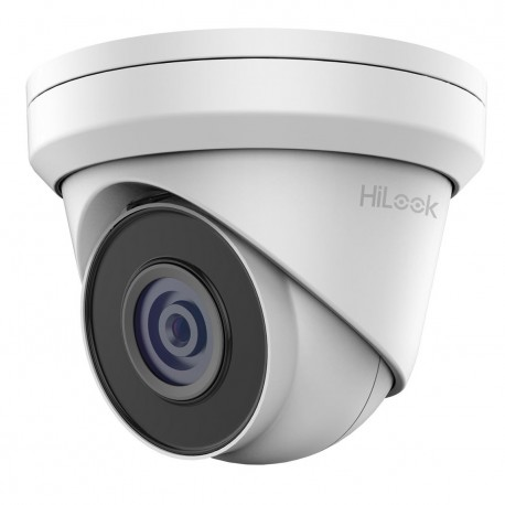 HILOOK 5MP IP Fixed Turret Network PoE Camera with 2.8mm Lens