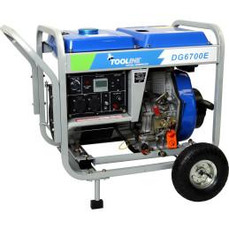 Tooline DG6700E Diesel Generator