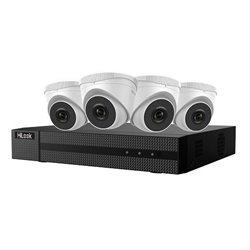 HILOOK 2MP 4 Channel NVR Surveillance System with 1TB HDD.