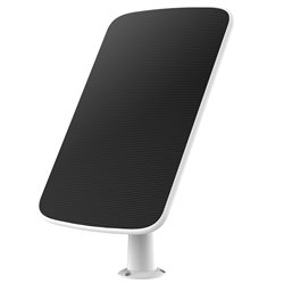 EZVIZ Solar Charging Panel Designed for BC1 Battery-Operated Cameras.