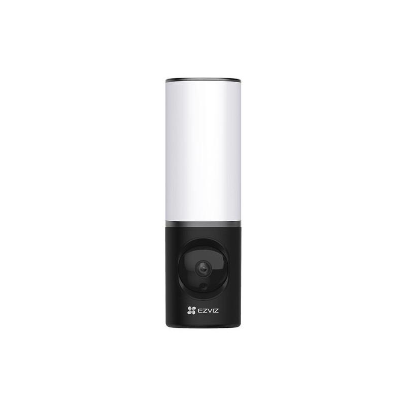EZVIZ 4MP Outdoor Smart AI Wall Light Camera with 100db Siren