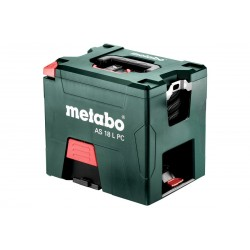 Metabo AS 18 L PC Cordless Vacuum Cleaner SKIN