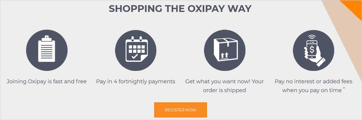 Oxipay now available