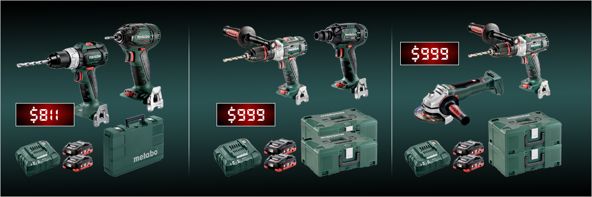 Quality Tools And Accessories At Great Prices  Metabo Power